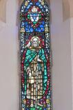 St David: Christ in Majesty with St David and St Padarn