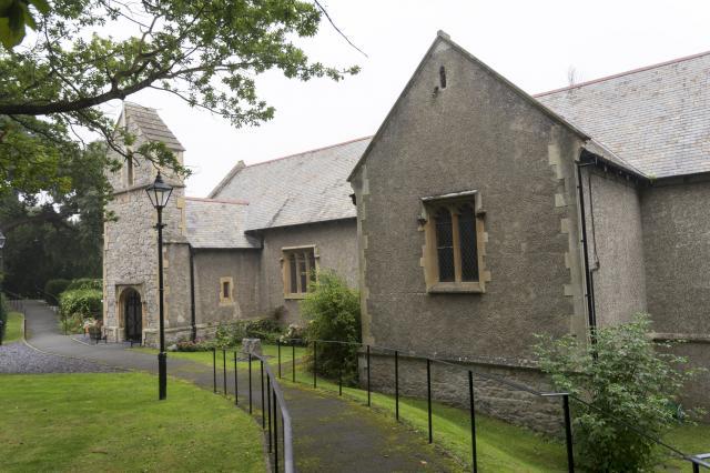 Church of St George, St George, Conwy StGeorge_DSC2604.jpg Photo © Martin Crampin