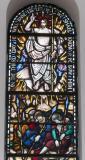 The Resurrection: Sanctuary Apse Windows