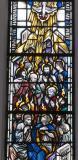 Pentecost: Sanctuary Apse Windows