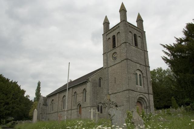 Church of St Peter, Glasbury, Powys _MG_1952.jpg Photo © Martin Crampin, Imaging the Bible in Wales