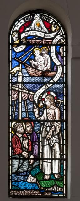 The Calling of Peter and Andrew    from    Baptistry Windows