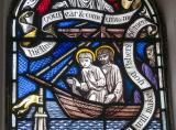 The Calling of Peter and Andrew: Baptistry Windows