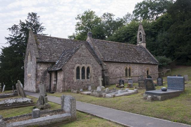 Church of St Mary, Llanvair-Discoed, Monmouthshire LlanvairDiscoed_DSC8894B.jpg Photo © Martin Crampin