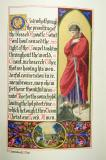 St Paul    from    Iluminations from <em>The Book of Collects</em>