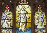 Christ with Angels: The Ascension