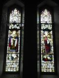 St Barbara and St Margaret