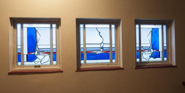 North Chapel Windows