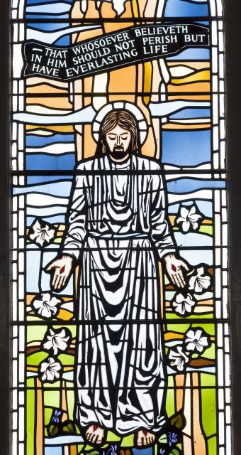 The Risen Christ    from    Figures of Christ
