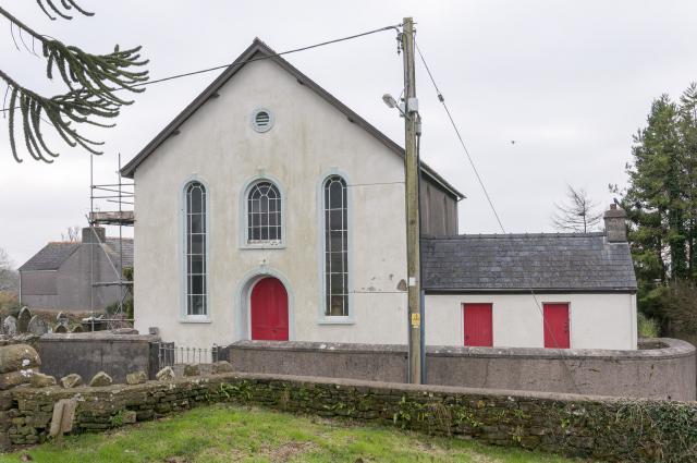 Templeton United Reformed Church, Templeton, Pembrokeshire Templeton_DSC3260B.jpg Photo © Martin Crampin