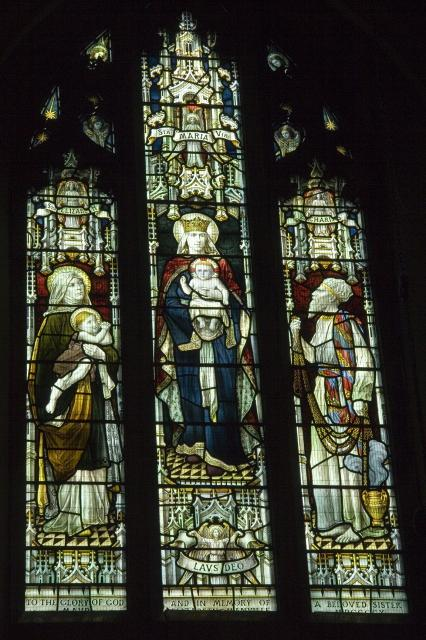 Virgin and Child with St Elizabeth, St John the Baptist and Zacharias