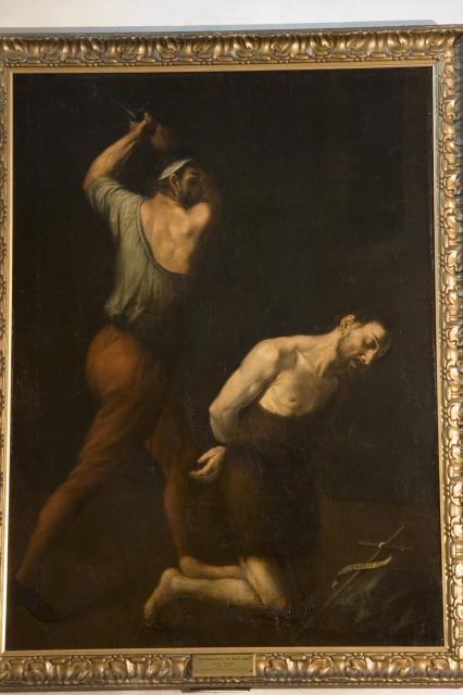 The Beheading of St John