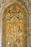 Crucified Christ: The Crucifixion with Synagogue and Ecclesia