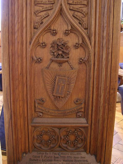 Bible with Cross Emblem