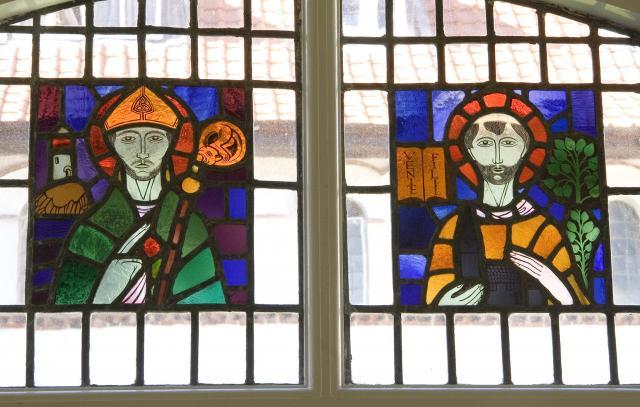 St Samson and St Illtud