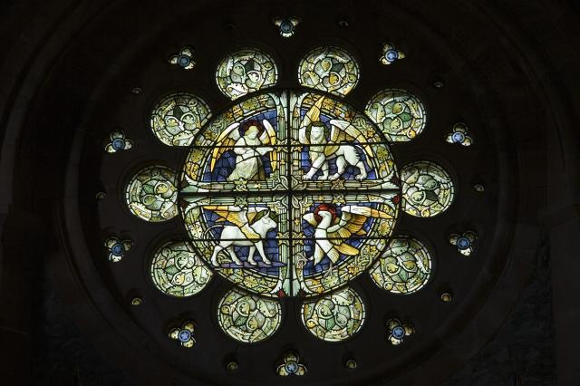 The Symbols of the Four Evangelists