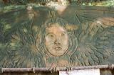 Angel    from    Incised Panels