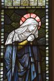 Virgin Mary: Crucifixion with Mary, John and Mary Magdalene