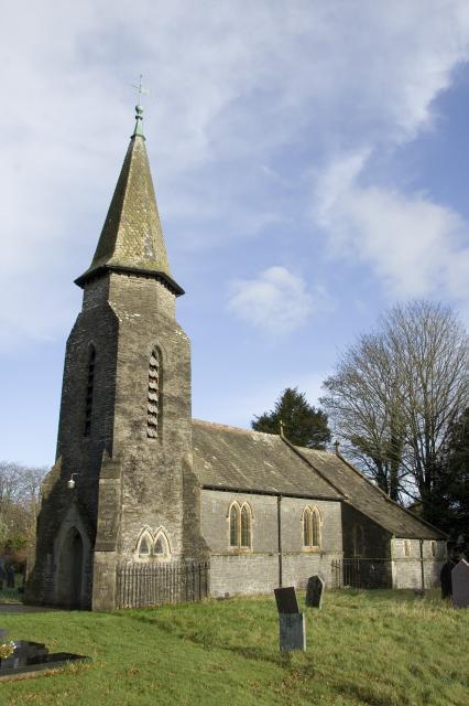 Church of St Bledrws, Betws Bledrws, Ceredigion _MG_3509.jpg Photo © Martin Crampin, Imaging the Bible in Wales