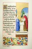 The Presentation in the Temple    from    Iluminations from <em>The Book of Collects</em>