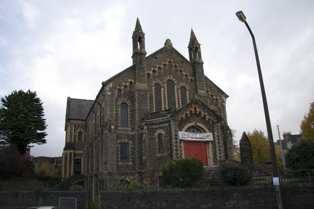 Conway Road Methodist Church, Canton, Cardiff, Glamorgan _MG_3250.jpg Photo © Martin Crampin, Imaging the Bible in Wales