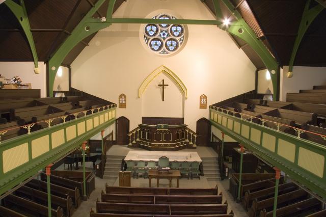 Tredegarville Baptist Church, Cardiff _MG_3187.jpg Photo © Martin Crampin, Imaging the Bible in Wales