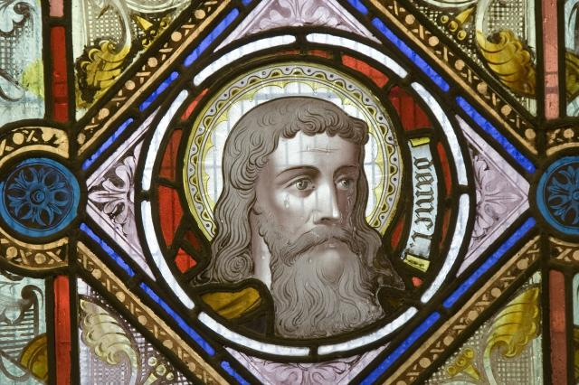 Daniel    detail from    Four Old Testament Characters