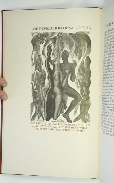 And I will give him the Morning Star    from    Illustrations from <em>The Revelation of St John the Divine</em>