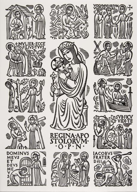 Regina Apostolorum OPN