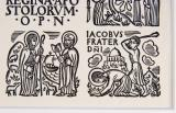 Christ with St Peter, and the Martyrdom of St James: Regina Apostolorum OPN