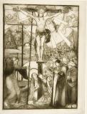 Crucifixion (after Dürer)