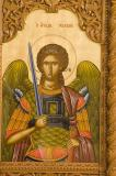 St Michael: Painted and Carved Images on the Iconostasis