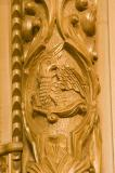 Eagle, Symbol of St John the Evangelist: Painted and Carved Images on the Iconostasis