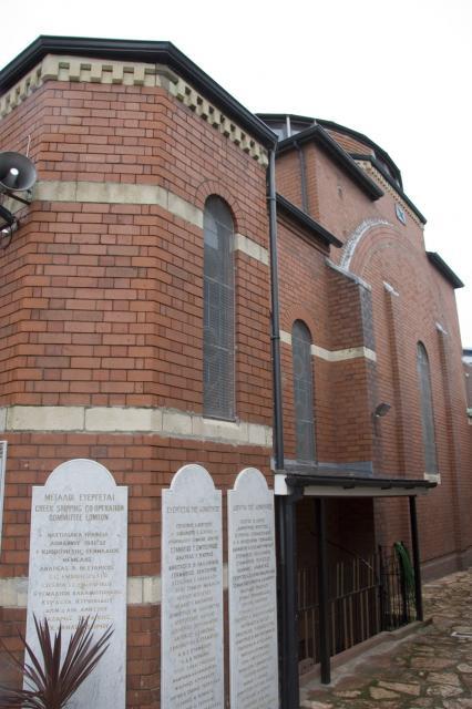 Church of St Nicholas, Cardiff _MG_3086.jpg Photo © Martin Crampin, Imaging the Bible in Wales