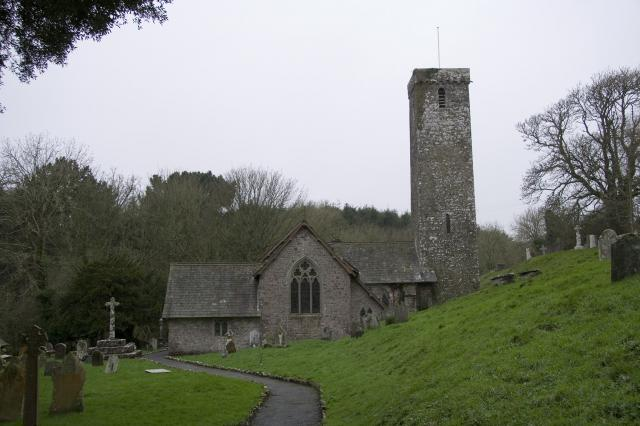Church of St James and St Elidyr, Stackpole Elidor, Pembrokeshire _MG_3763.jpg Photo © Martin Crampin
