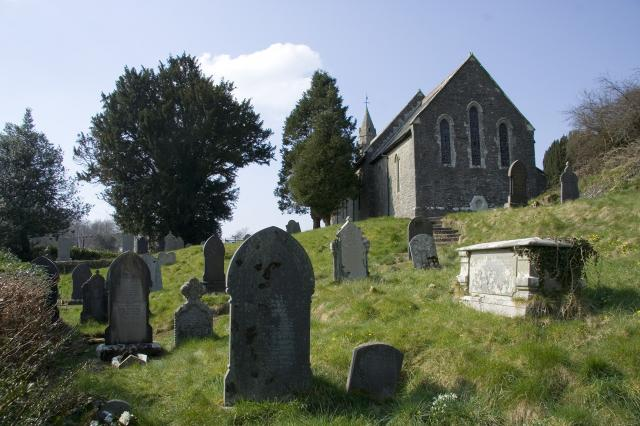 Church of St Sulien, Silian, Ceredigion _MG_4029.jpg Photo © Martin Crampin, Imaging the Bible in Wales