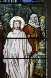 Detail of Christ: Christ Leaving the Praetorium