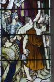 Simon of Cyrene Bearing the Cross: Christ Leaving the Praetorium
