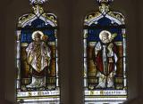St Chad and St Augustine: Christ Leaving the Praetorium