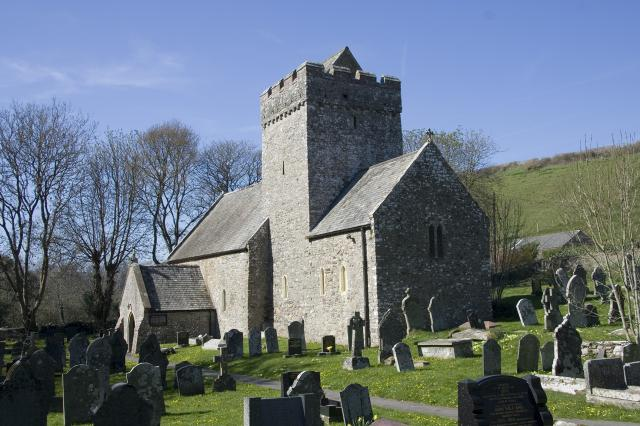 Church of St Cadoc, Cheriton, Swansea _MG_4227.jpg Photo © Martin Crampin, Imaging the Bible in Wales
