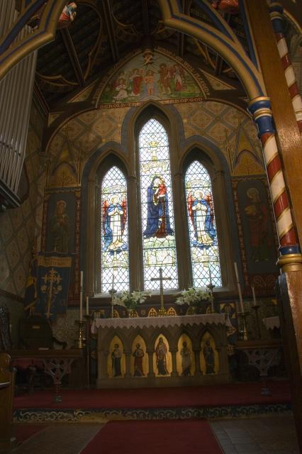 Church and Synagogue