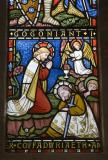 Jesus in the Garden of Gethsemane: Scenes from the Passion and the Nativity