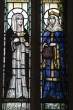 St Catherine of Siena and St Margaret of Scotland