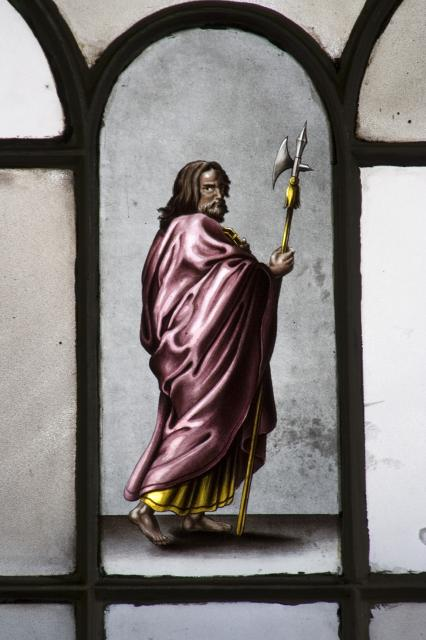 St Matthew    from    The Four Evangelists