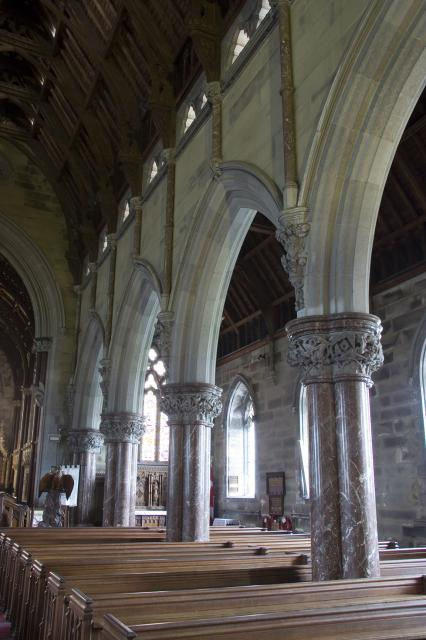 Church of St Margaret, Bodelwyddan, Denbighshire _MG_5651.jpg Photo © Martin Crampin, Imaging the Bible in Wales