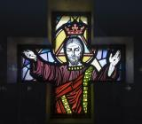 Christ in Majesty    from    Set of Windows Depicting Scenes from the Passion