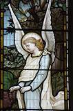 Angel: Jesus in the Garden of Gethsemane
