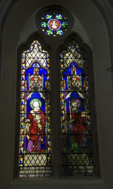 St Luke and St Paul