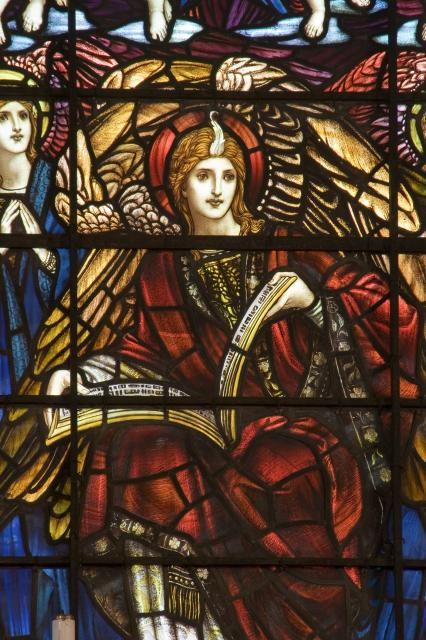 Christ in Majesty with Angels