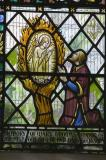 Moses before the Burning Bush: The Annunciation